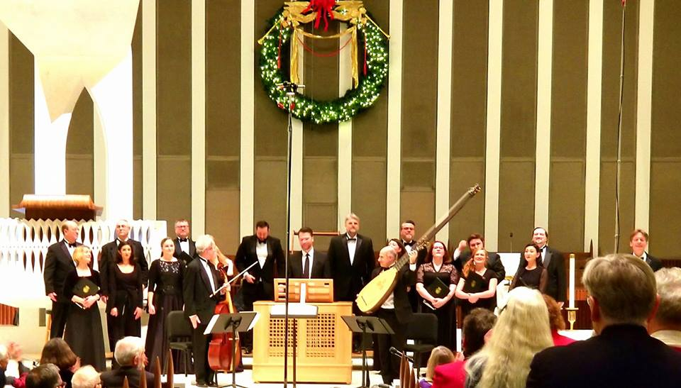 Christmas With The Washington Bach Consort