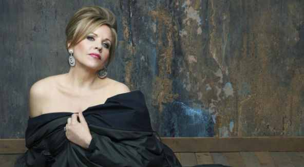 REVIEW:  An Evening of Schubert with soprano Renée Fleming and the NSO