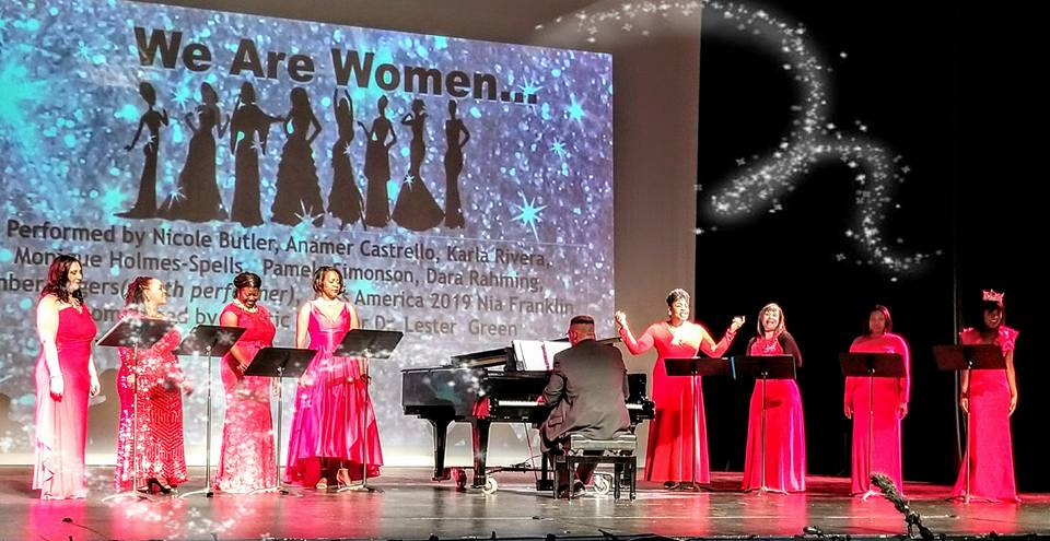 Colorful Soprano Voices Shine in An Evening of Song