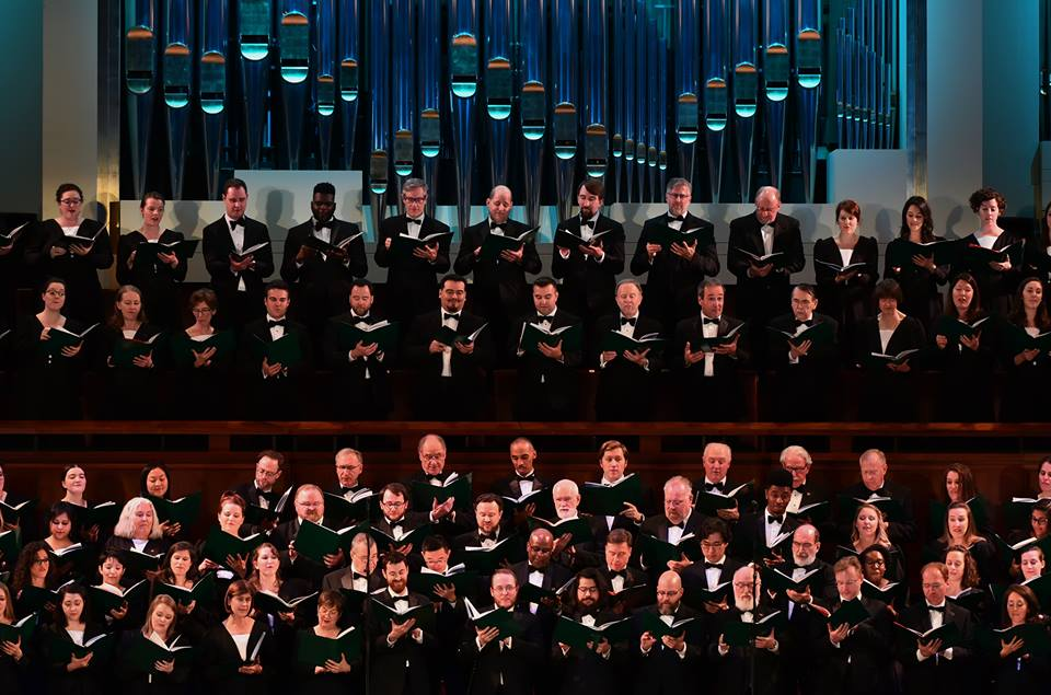 REVIEW:  The Washington Chorus Capture the Festivity of Saint Patrick's Day