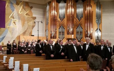 REVIEW:  The City Choir of Washington Transports the Audience to French Sacred Glory