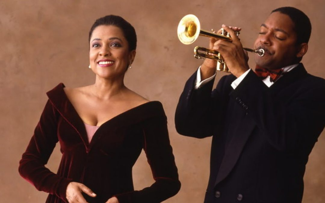Celebrating the Birthday of Johann Sebastian Bach with Kathleen Battle and Wynton Marsalis