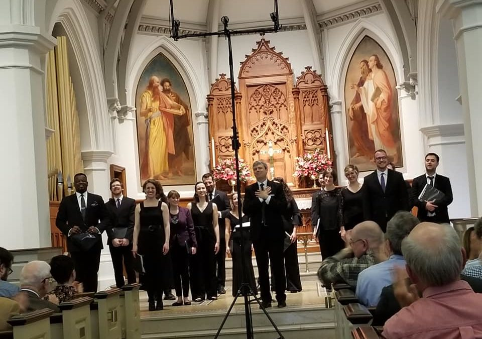 Musical Portraits:  The Skylark Ensemble Painted a Tapestry of Colors During Recent DC Concert