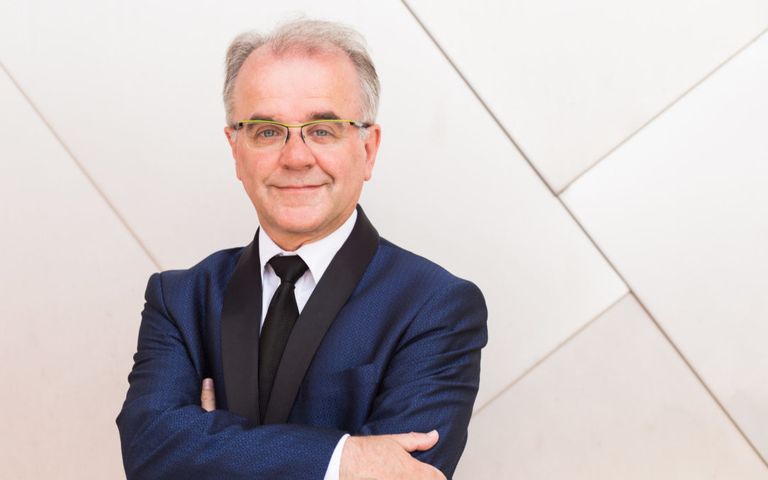 NEW BELL SCHEDULE:  Washington Chorus Artistic Director Christopher Bell will Conclude His Tenure at the End of the 2019-2020 Season