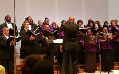 Stanley J. Thurston and The Heritage Signature Chorale in Concert at First Congregational Church