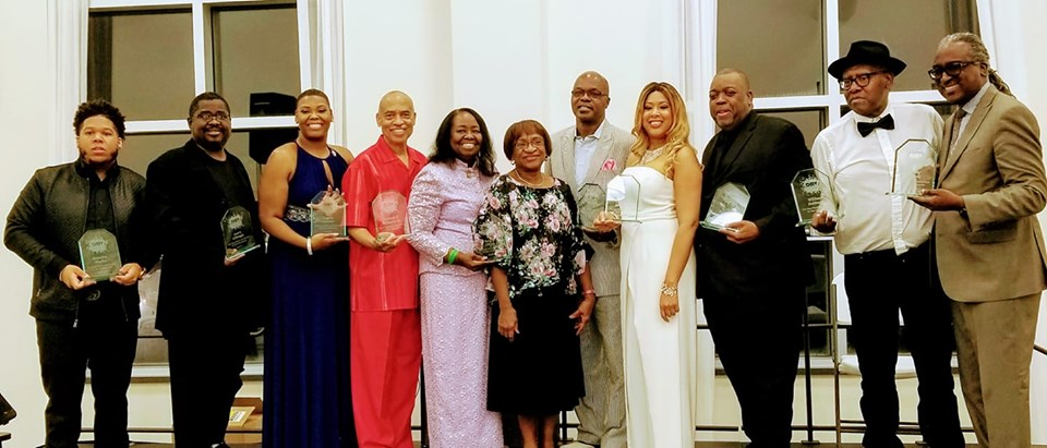 COMMUNITY TIES:  DMV Singers' and Musicians' Banquet Honors Music Ministry Trailblazers