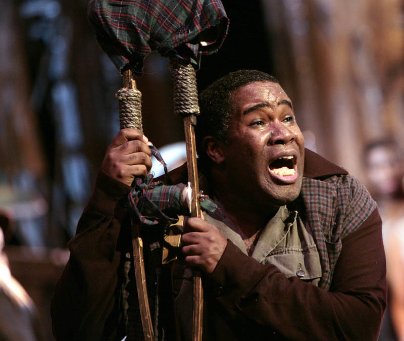 FROM THE ARCHIVES: My 2010 interview with bass-baritone Eric