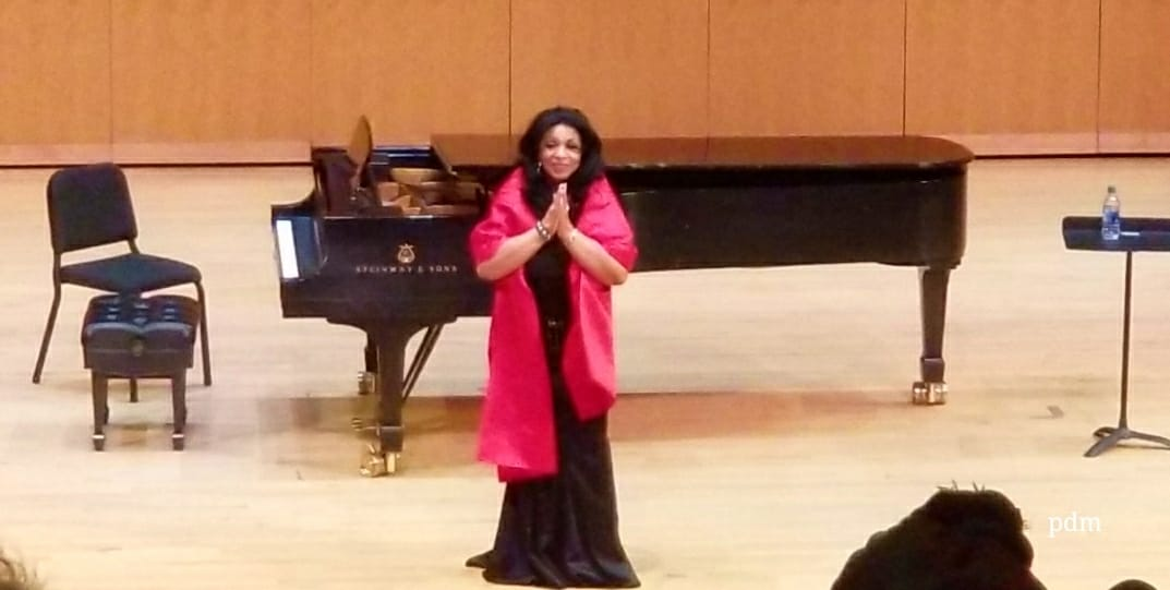 REVIEW:  Soprano Leona Mitchell Delivers in David W. Smith Memorial Gala