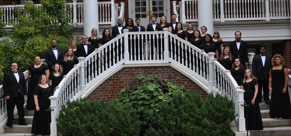 LIFT EVERY VOICE AND SING:  Longwood University Choirs to Present Concert of Hope and Reconciliation at Saint John's Episcopal Church, Beltsville, MD