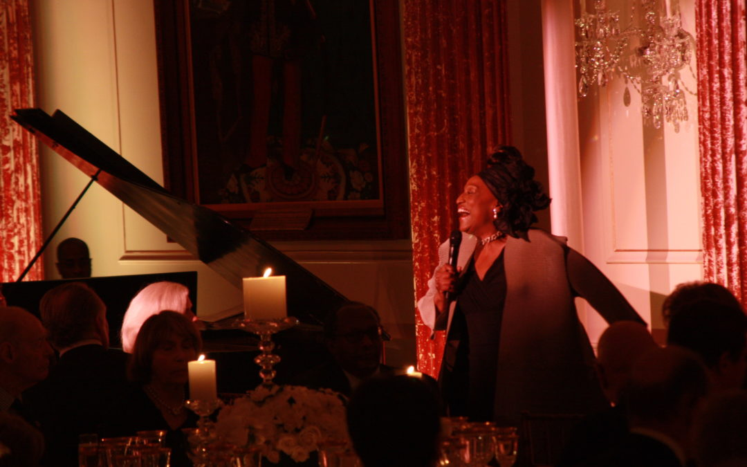FROM THE ARCHIVES:  Howard Alumnus Damien Sneed Accompanies Soprano Jessye Norman in DC Performance (2011)