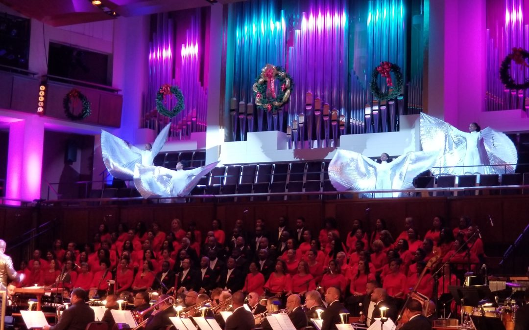 REVIEW:  A Christmas Celebration at The Kennedy Center