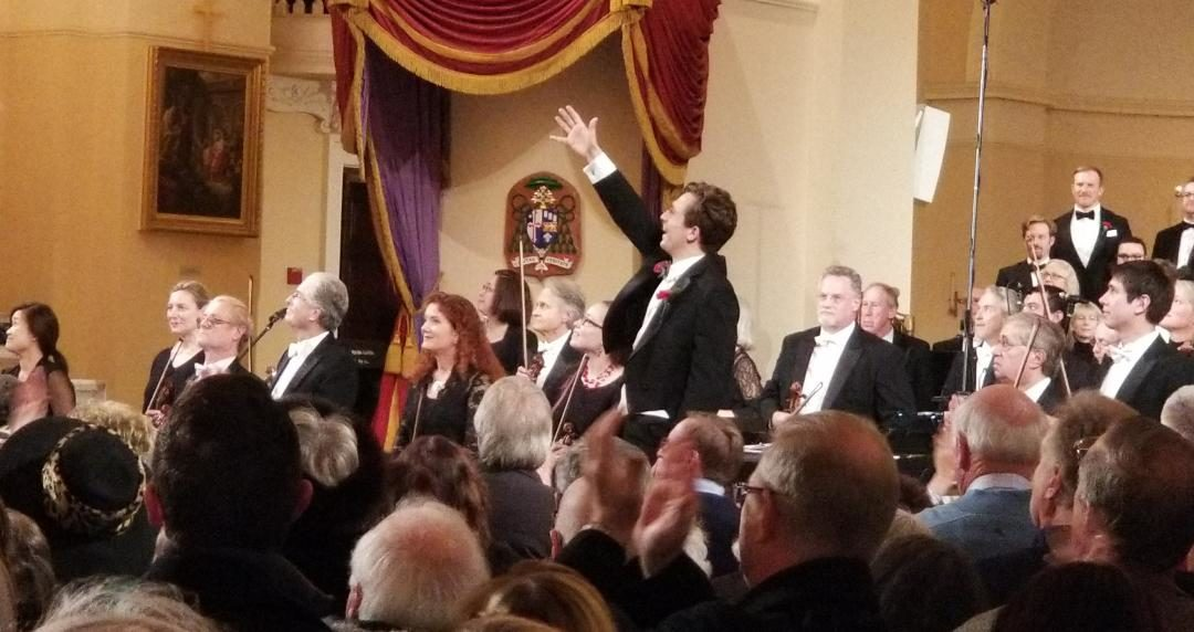 REVIEW:  Christmas with Baltimore Choral Arts