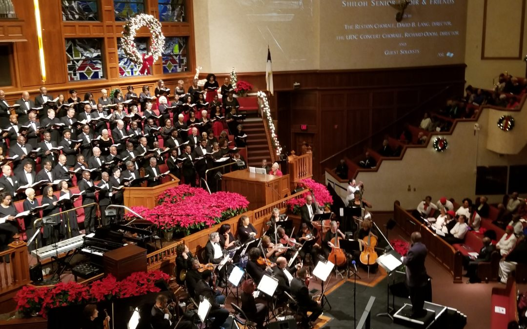 Unity in the Community:  Handel's Messiah