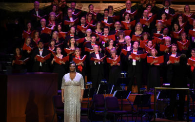 "REVIEW:  ""Songs of the Season"" with The Choral Arts Society of Washington"