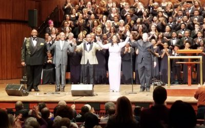 LIVING THE DREAM:  The Choral Arts Society of Washington 32nd Annual MLK Tribute to be presented at The Kennedy Center