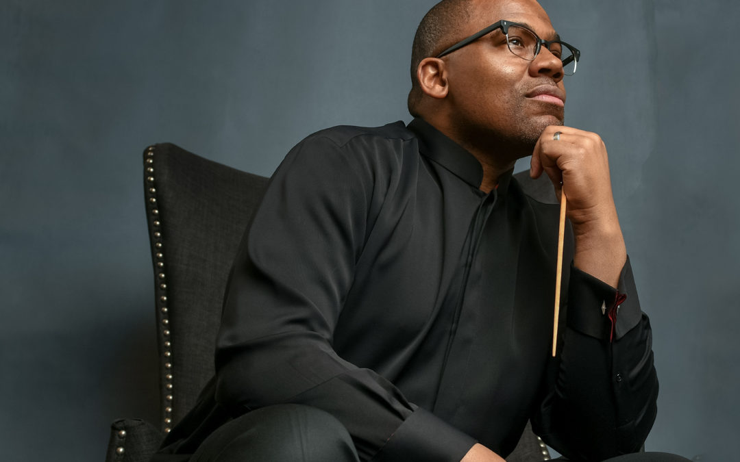 BREAKING NEWS:  The Two-Time Grammy Award Winning Washington Chorus Names Conductor Dr. Eugene Rogers as its next Artistic Director