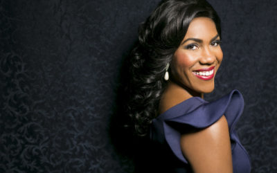 "SPOTLIGHT:  Mezzo-soprano J'Nai Bridges to make her Washington National Opera début in Saint-Saëns' ""Samson and Delilah"""