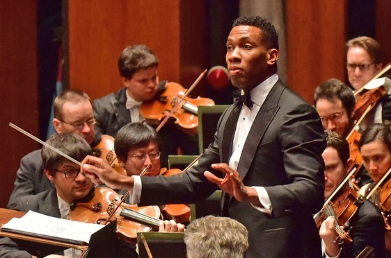 THE MAESTRO SERIES:  An interview with conductor Roderick Cox