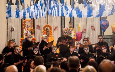 SOLACE THROUGH MUSIC: New Orchestra of Washington and Choral Arts to perform Dia De Los Muertos Concert to Honor Lives Lost to COVID-19