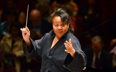 THE MAESTRA SERIES:  Conductor Renée Baker