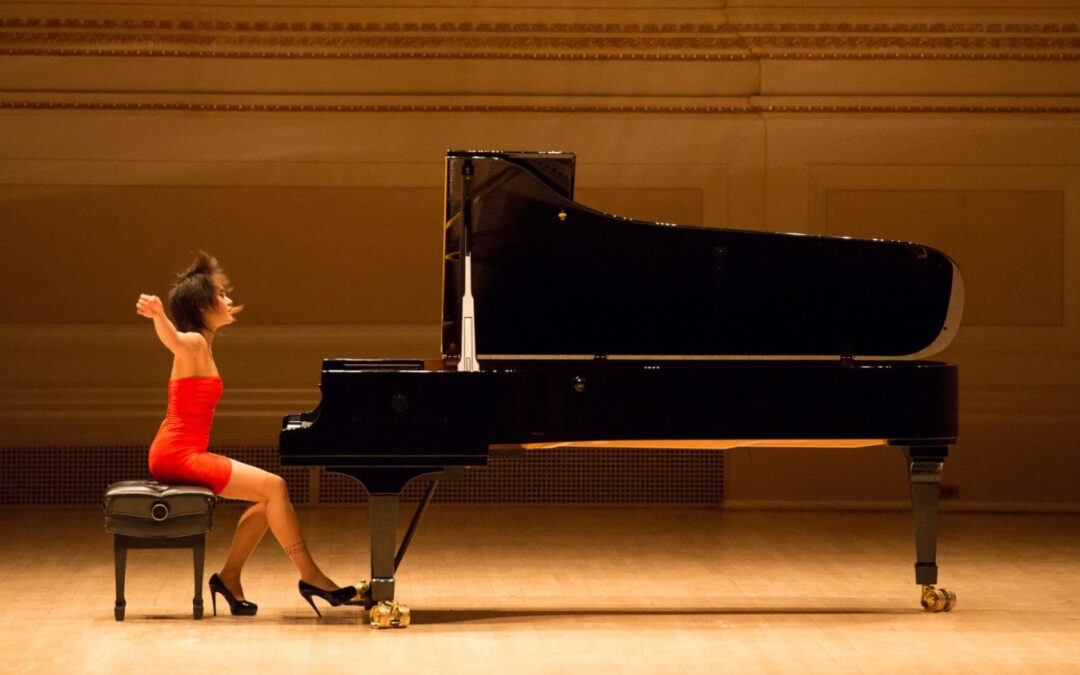 FROM THE ARCHIVES Artists' Concert Attire: A Feature on WQXR