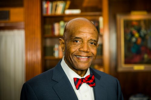 THE CONVERSATION SERIES:  Dr Ronald A. Crutcher, 10th President of the University of Richmond