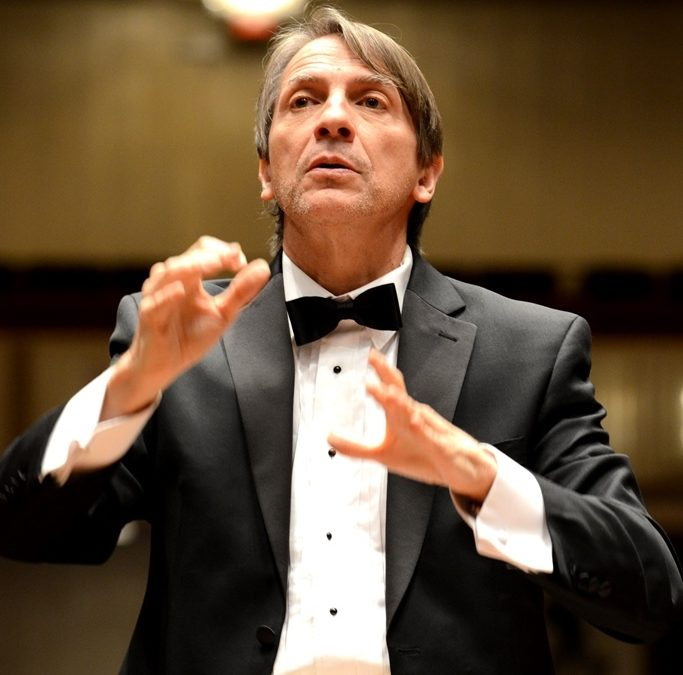 BREAKING NEWS:  Conductor Scott Tucker Shares About His Decision to Depart as Artistic Director of the Choral Arts Society of Washington