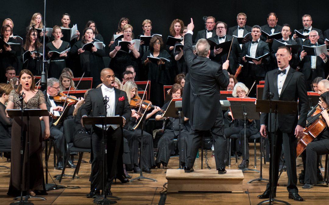 A Rossini Rarity:  Washington Concert Opera Lights a Spark to a Forgotten Gem