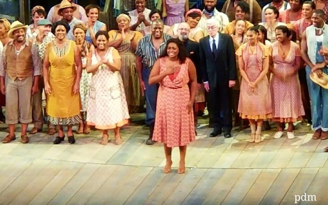 """Porgy and Bess"" Opens The Metropolitan Opera's 2019-20"