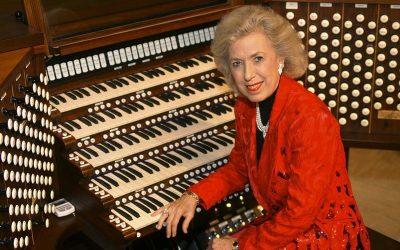 "Happy Birthday Diane!  JEJ Artists and ""Across the Arts"" partner to host Virtual 80th Birthday Celebration for Legendary Organist Diane Bish"